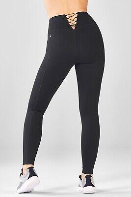 NEW Fabletics Demi Lovato High Waisted Statement Powerhold Yoga Legging $85 -5