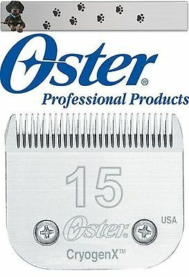 Used, Oster Golden A5 Shaving Head 1,2 mm Cryogen-X New for sale  Shipping to Ireland