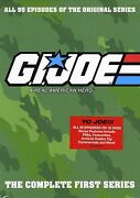 Gi Joe Complete DVD Set