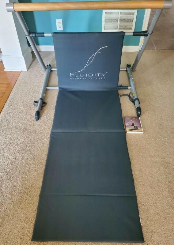 Fluidity Fitness Evolved Barre Exercise Bar for Pilates, Dance, Ballet, Yoga