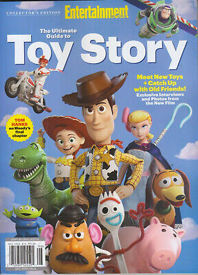 - The Ultimate Guide To Disney TOY STORY Entertainment Weekly 2019 NEW