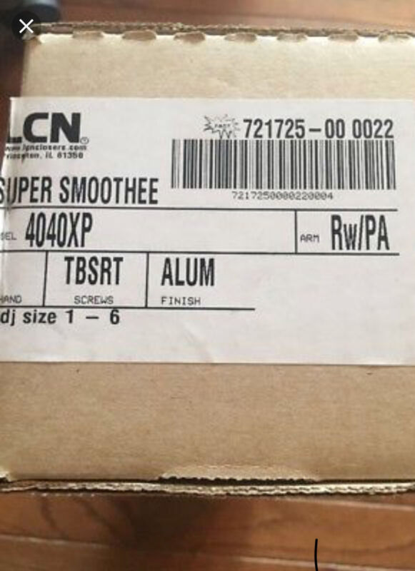 LCN 4040XP RW/PA ALUM