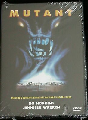 Zombie Movies 1980s (Mutant (DVD, 2006) 1980s Zombies from Small Town Chemical Plant Bo Hopkins)