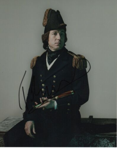 Tobias Menzies The Terror Autographed Signed 8x10 Photo COA 2019-25