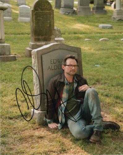 Christian Slater Mr Robot Autographed Signed 8x10 Photo COA #20