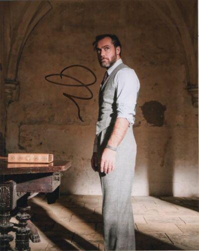 Jude Law Fantastic Beasts Autographed Signed 8x10 Photo COA CA29