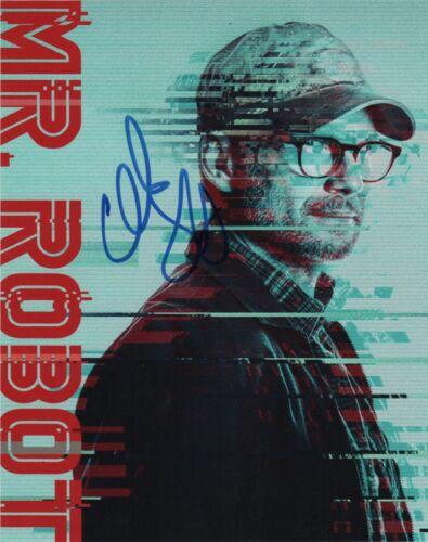 Christian Slater Mr Robot Autographed Signed 8x10 Photo COA #18