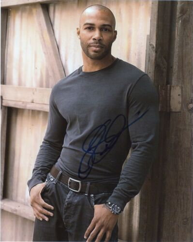 Omari Hardwick Power Autographed Signed 8x10 Photo COA #J1