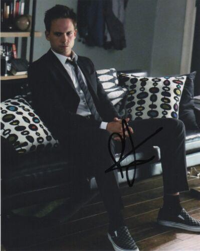 Patrick J Adams Suits  Autographed Signed 8x10 Photo COA #Q7W