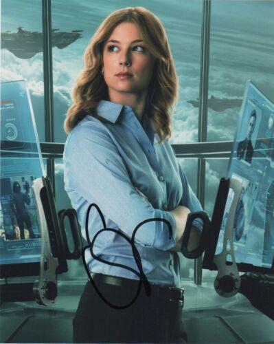 Emily Vancamp Captain America Autographed Signed 8x10 Photo COA #C14