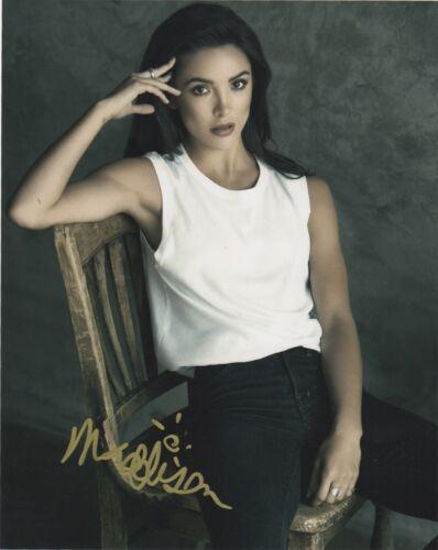 Maddison Jaizani Nancy Drew Autographed Signed 8x10 Photo COA 2020-2