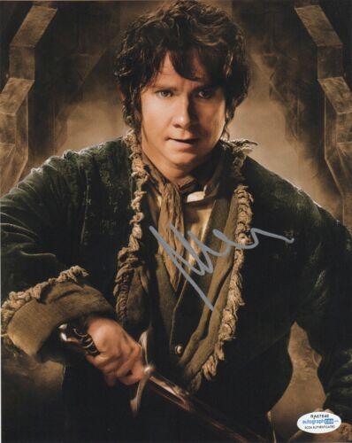 Martin Freeman The Hobbit Autographed Signed 8x10 Photo ACOA #2