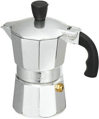 Imusa  Aluminum Espresso Stove top 1-cup Coffeemaker