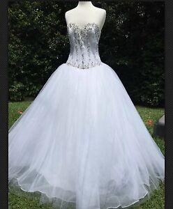 BRAND NEW MORI LEE WEDDING DRESS rrp $2500 Cronulla Sutherland Area Preview