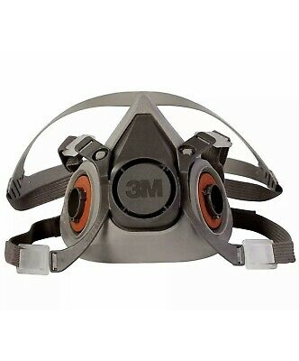 3M 6200 Half Face Respirator Brand New SHIPS FROM USA