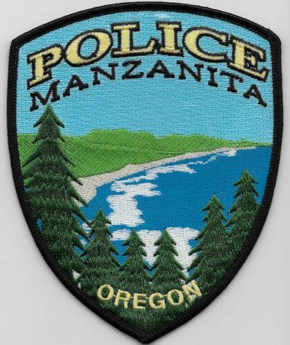 Mansanita Police State Oregon OR Scenic