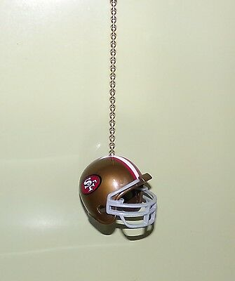 49ers Christmas Ornaments (>SAN FRANCISCO  49ERS - CHRISTMAS ORNAMENT, CEILING FAN PULL or CAR)