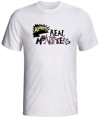 ahh real monster cartoon tv shirt