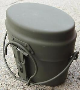 Mess-Tins-Swedish-Military-Unused