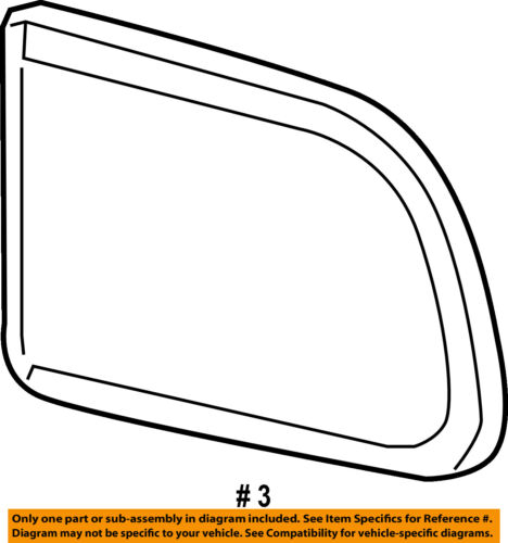 TOYOTA OEM 2016 Tacoma Door Rear Side View-Mirror Glass Right 8790204010