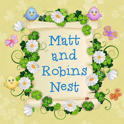 Matt and Robins Nest