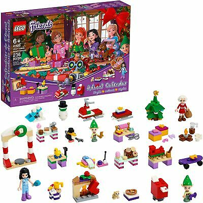 LEGO Friends Advent Calendar Kids Toy 2020 Building Set Figures Christmas Gift