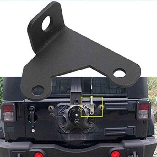 Black CB Antena Mount 2007-2018 Jeep Wrangler JK