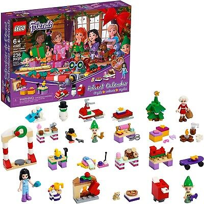 2020 LEGO Friends Advent Calendar-24 Awesome Gifts! NEW CHRISTMAS BIG SALE