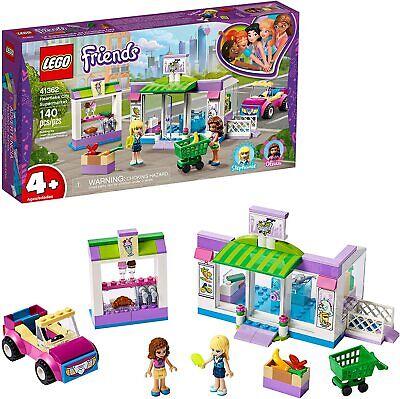 *Damaged* LEGO Friends Heartlake City Supermarket 41362 Building 140 Pieces -1C