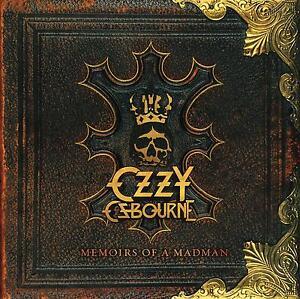Ozzy Osbourne - Memoirs of a Madman - New Double 180g Vinyl LP