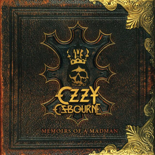 Ozzy Osbourne - Memoirs of a Madman - New Double 180g Vinyl LP