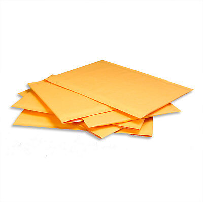 2 8.5x12 Kraft Bubble Mailers Padded Envelopes Seal Mailing 8.5 X 11 5-2000