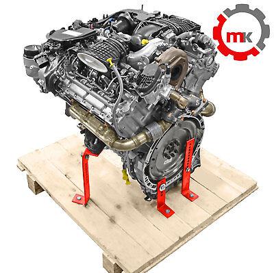 Mercedes OM642 3,0 CDI Motor Generalüberholt mit neuen Injektoren Turbolader