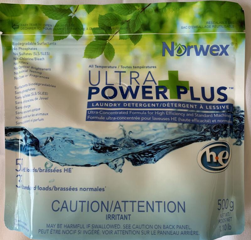 Norwex Ultra Power Plus Laundry Detergent 1.10 Lb