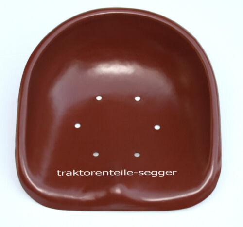 Sitzschale Sitz D15 D25 D30 D40 D50 F2L612 F2L514  Traktor Schlepper   Foto 1
