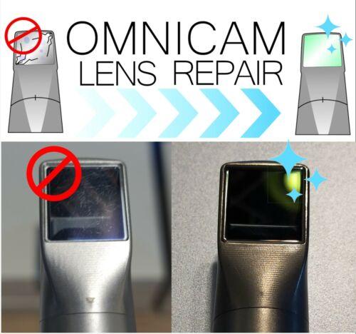 Cerec Omnicam Camera Mirror Sleeve LENS Repair Service | Fix your Scratched Lens