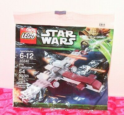 ❤️NEW Lego Star Wars 30240 Z-95 Headhunter Fighter 54 PCS Mini Set Retired❤️