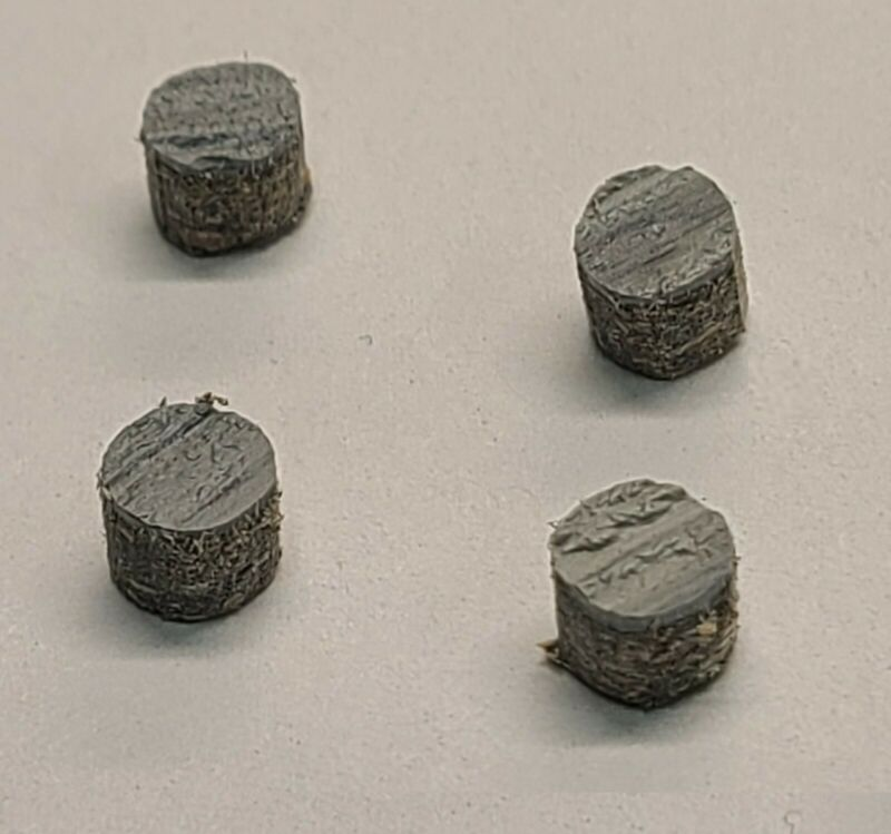"""""""Foggy Wharf"""" Plugs for Trex Decking - 75 count/Plugs Only"""