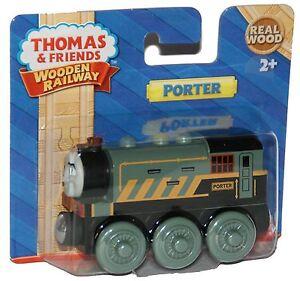 PORTER-Thomas-Tank-Engine-Wooden-Railway-NEW-IN-BOX