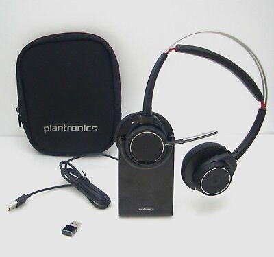 Plantronics Voyager Focus UC B825-M Wireless Computer Headset for Microsoft Lync