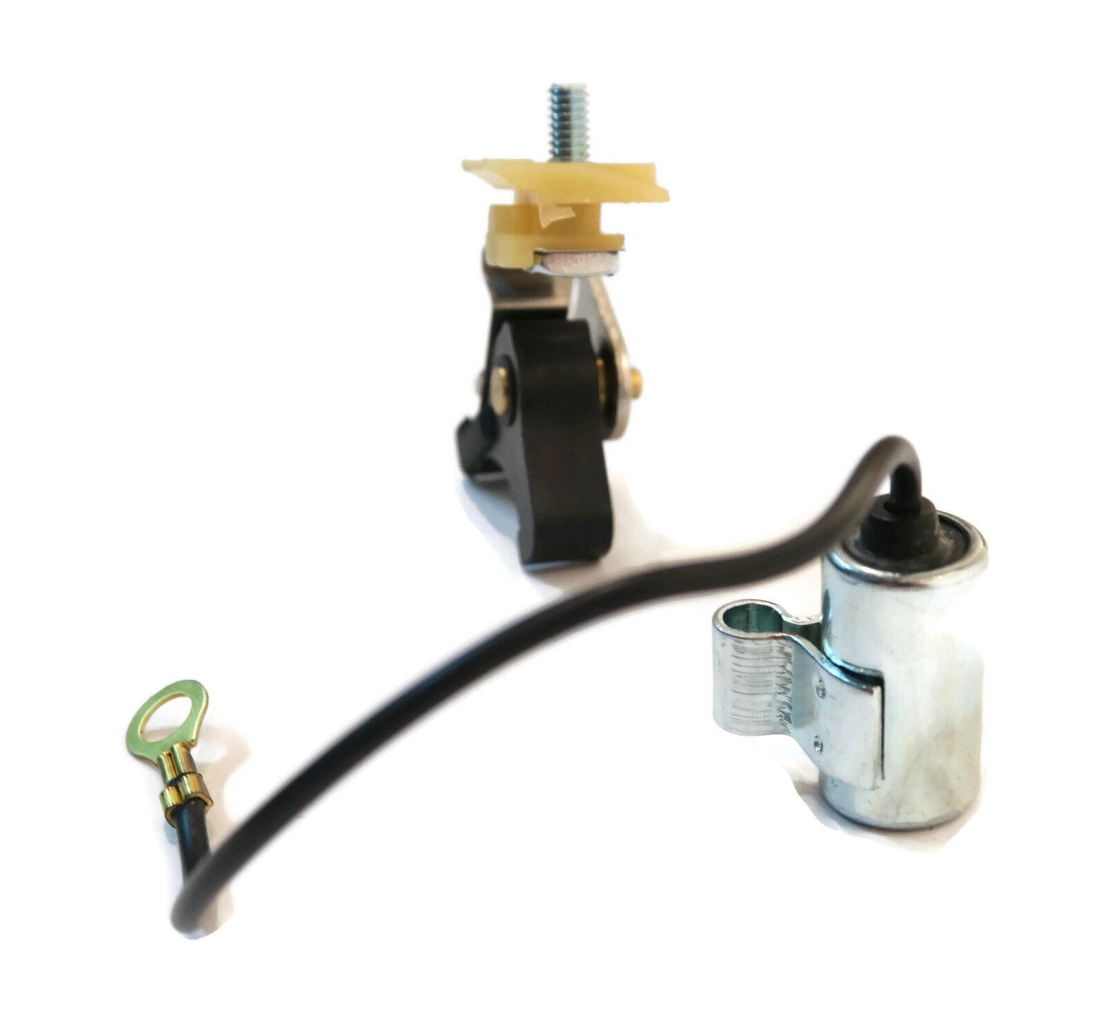 Points Condenser Ignition Set Fits Tecumseh Hm70 Hm80 Hm100 Hs40 Fuel Filter For Hs50 Hxl35