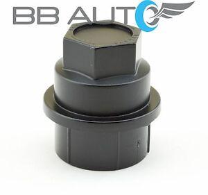 CHEVROLET GMC 1500 2500 FULL SIZE TRUCK NEW BLACK LUG NUT COVER CAP 15646250