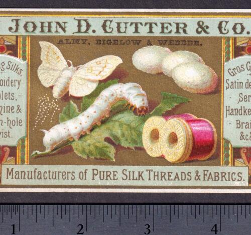 Silk Moth Thread 1800