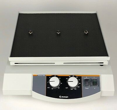 Heidolph Titramax 1000 Vibratory Platform Shaker