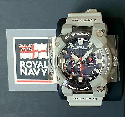 .G-SHOCK GWF-A1000RN-8AER Frogman Royal Navy Collaboration..
