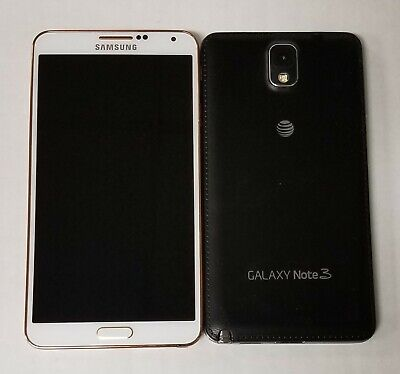 Samsung Galaxy Note 3 AT&T Sprint T-Mobile Unlocked Verizon- All Colors- SM-N900