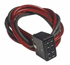 DC Power Cable, 8 pin, 36 inches for Henry Amplifiers