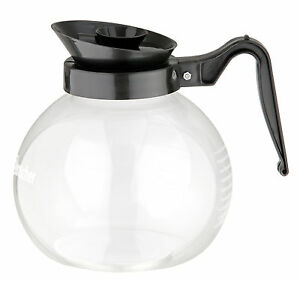 Bartscher 190127 Glaskanne Kaffeekanne Ersatzkanne  1,8 Liter für Contessa 1000