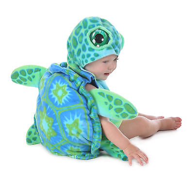 Sea Turtle Costume Princess Paradise Baby Infant Toddler 6 9 12 18 months - Toddler Turtle Costume
