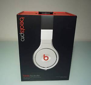 AUTHENTIC BEATS PRO By DR. DRE Over Ear Headphones Kingston Kingborough Area Preview